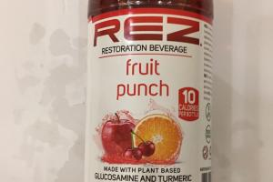 Fruit Punch Restoration Beverage