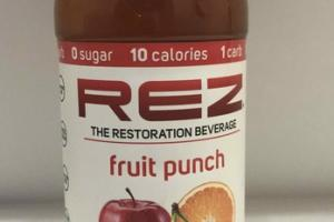 FRUIT PUNCH THE RESTORATION BEVERAGE