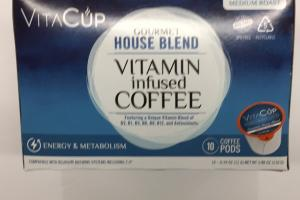 Vitamin Infused Coffee