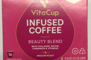 Infused Coffee Beauty Blend
