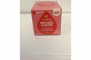 MEDIUM ROAST SLIM BLEND WITH GARCINIA CAMBOGIA INFUSED COFFEE