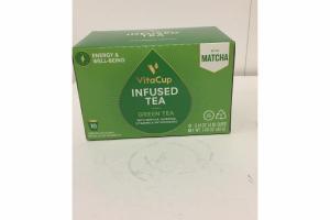GREEN TEA WITH MATCHA, MORINGA VITAMINS & ANTIOXIDANTS