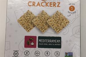 Gluten Free Crackerz