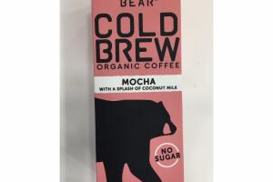 MOCHA COLD BREW ORGANIC COFFEE