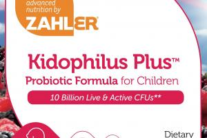 Chewable Probiotic Formula Dietary Supplement
