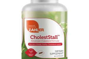 CHOLESTSTALL ADVANCED CHOLESTEROL FORMULA DIETARY SUPPLEMENT CAPSULES