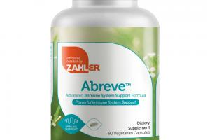 ABREVE ADVANCED IMMUNE SYSTEM SUPPORT FORMULA DIETARY SUPPLEMENT CAPSULES