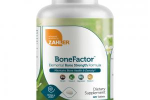 BONEFACTOR ELEMENTAL BONE STRENGTH FORMULA DIETARY SUPPLEMENT TABLETS