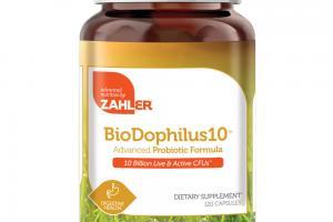 BIODOPHILUS10 ADVANCED PROBIOTIC FORMULA CAPSULES DIETARY SUPPLEMENT