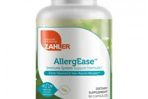 ALLERGEASE IMMUNE SYSTEM SUPPORT FORMULA DIETARY SUPPLEMENT CAPSULES