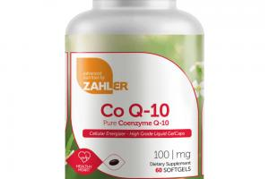 100 MG CO PURE COENZYME Q-10 DIETARY SUPPLEMENT SOFTGELS