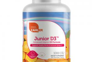 ADVANCED VITAMIN D3 FORMULA DIETARY SUPPLEMENT CHEWABLE TABLETS