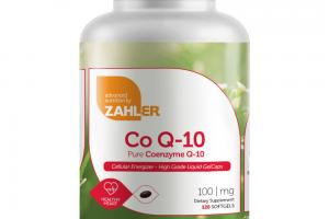 CO Q-10 PURE COENZYME DIETARY SUPPLEMENT
