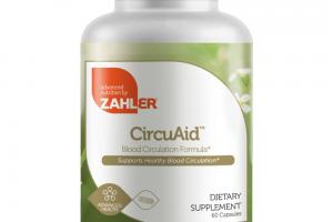 CIRCUAID BLOOD CIRCULATION FORMULA DIETARY SUPPLEMENT CAPSULES