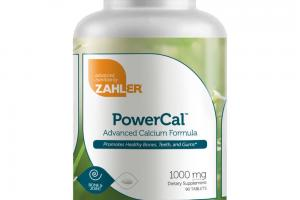 POWERCAL ADVANCED CALCIUM FORMULA DIETARY SUPPLEMENT TABLETS