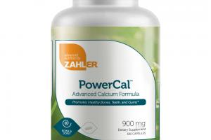 POWERCAL BONE & JOINT ADVANCED CALCIUM FORMULA DIETARY SUPPLEMENT CAPSULES