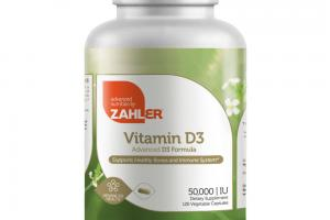 ADVANCED VITAMIN D3 FORMULA DIETARY SUPPLEMENT VEGETABLE CAPSULES