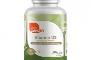 ADVANCED VITAMIN D3 FORMULA DIETARY SUPPLEMENT SOFTGELS