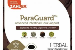 ADVANCED INTESTINAL FLORA SUPPORT HEALTHY DIGESTIVE SYSTEM HERBAL DIETARY SUPPLEMENT SOFTGELS