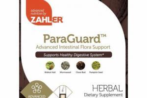 PARAGUARD ADVANCED INTESTINAL FLORA SUPPORT HERBAL DIETARY SUPPLEMENT