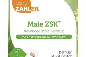 ADVANCED MALE FORMULA DIETARY SUPPLEMENT TABLETS