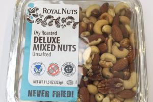 Dry Roasted Deluxe Mixed Nuts