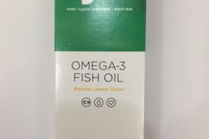 Omega-3 Fish Oil Dietary Supplement