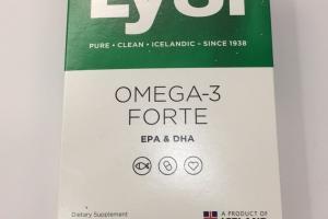 Omega-3 Forte Epa & Dha Dietary Supplement