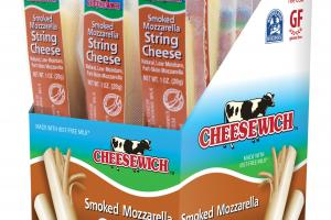 Smoked Mozzarella String Cheese