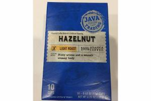LIGHT ROAST HAZELNUT 100% ARABICA COFFEE