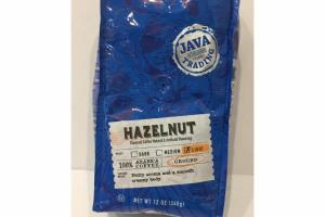 GROUND ROAST HAZELNUT 100% ARABICA COFFEE