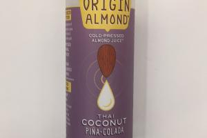 Cold-pressed Almond Juice