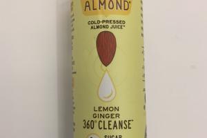 Cold-pressed Almond Juice
