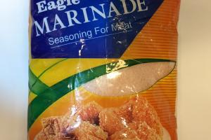 Marinade Vaccum Dried Salt