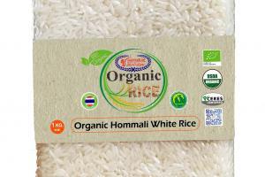 Organic Hommali White Rice