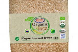 Organic Hommali Brown Rice
