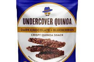 Crispy Quinoa Snack