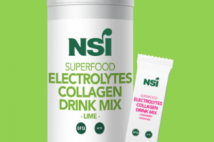 Collagen and Electrolyte Drink Mix
