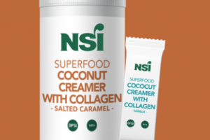 Keto Creamer with Collagen & MCT