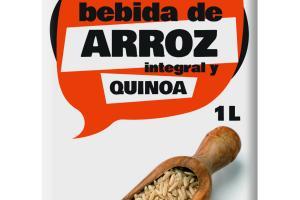 RICE drink with QUINOA - Organic