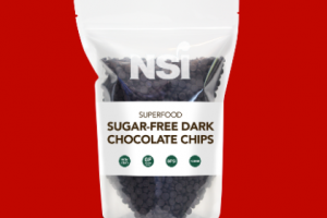 Sugar Free Dark Chocolate Chips