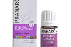 DIGESTIVE MASSAGE TONIC SOOTHING SUPPORT ESSENTIAL OIL BLEND