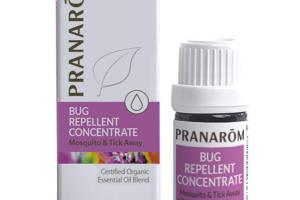 BUG REPELLENT CONCENTRATE ESSENTIAL OIL BLEND