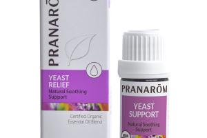 SCIENTIFIC AROMATHERAPY NATURAL SOOTHING YEAST RELIEF