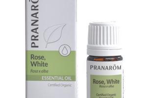 ESSENTIAL OIL, ROSE, WHITE