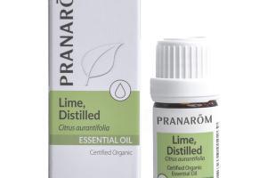 LIME, DISTILLED ESSENTIAL OIL