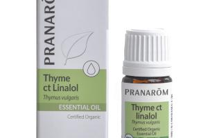 ESSENTIAL OIL, THYME CT LINALOL