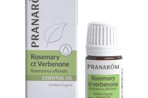 ESSENTIAL OIL, ROSEMARY CT VERBENONE