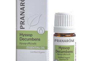 HYSSOP DECUMBENS ESSENTIAL OIL