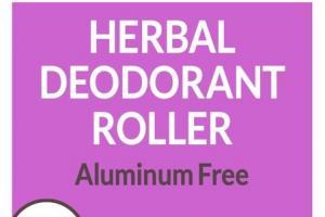 HERBAL DEODORANT ROLLER